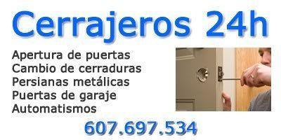 Empresa de Cerrajeros en Valencia